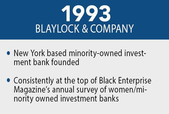 Blaylock & Company - 1991